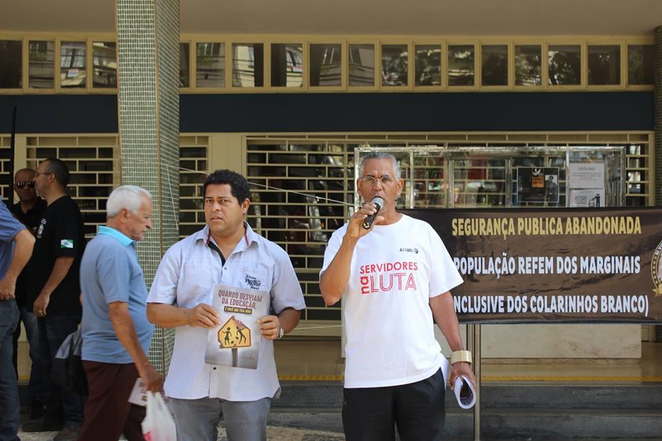 MOBILIZAÇÃO EM DEFESA DO CARÁTER PÚBLICO