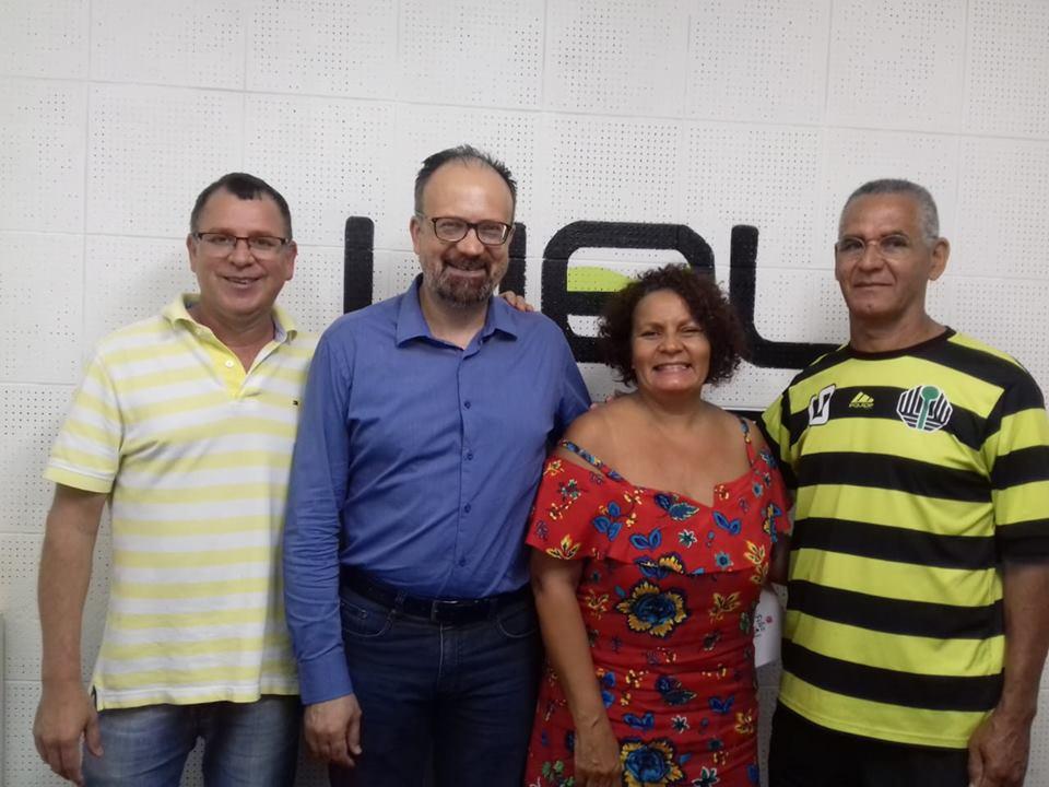 PROGRAMA AROEIRA APRESENTA ENTREVISTA COM REITOR SÉRGIO DE CARVALHO