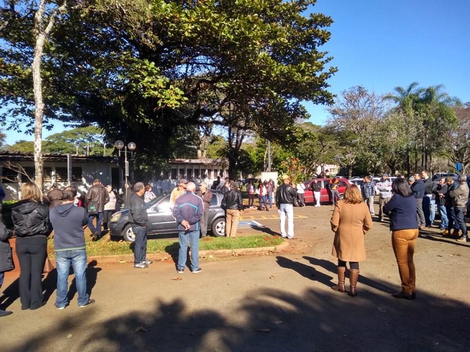 ASSUEL LEVA CARAVANA PARA PARTICIPAR DE PROTESTO EM CURITIBA NESTA TERÇA-FEIRA