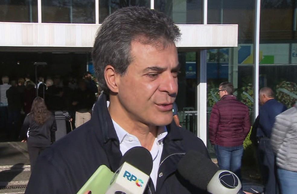 O ex-governador do Paraná Beto Richa, candidato ao Senado pelo PSDB, foi preso na manhã desta terça-feira pelo Gaeco em Curitiba, no Paraná.