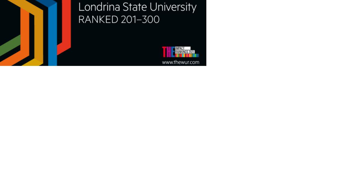 UEL é a 5ª melhor universidade brasileira no ranking Times Higher Education Impact 2021